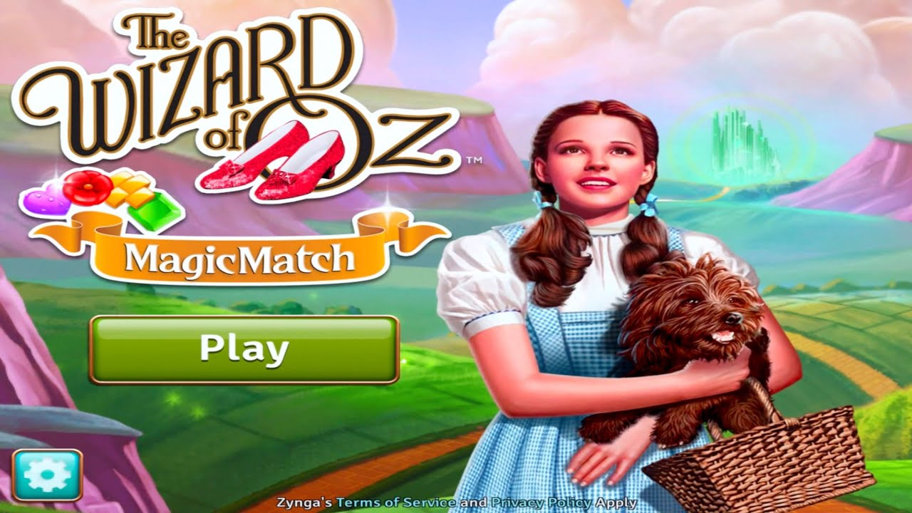 Zynga Wizard Of Oz Slots Levels
