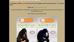 Stop Silence premier Espace d'Ecoute Anonyme par Tchat pour les Jeunes au Maroc