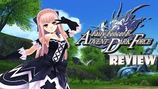 Fairy Fencer F: Advent Dark Force (Switch) Review (Video Game Video Review)