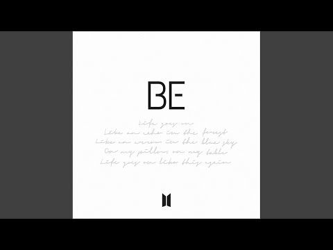 Youtube: Dis-ease / BTS