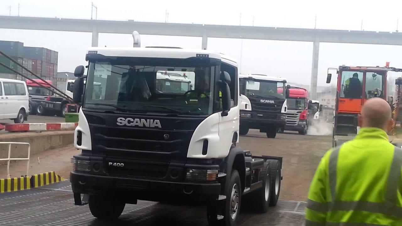 Scania Södertälje