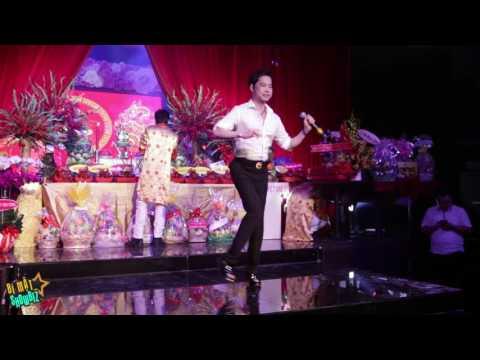 [8VBIZ] - Ngọc Sơn hát và nhảy cực dễ thương trong ngày giỗ tổ| MTV 11/09| Hạnh Phúc Trăm Năm
