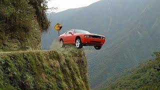 STAY AWAY: 8 Most Dangerous Roads in the World
