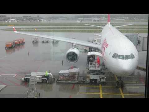 [TRIP REPORT] Swiss Economy Class, Avro RJ100/A330-343, CDG-ZRH-JFK
