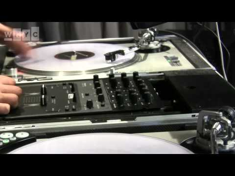 Live on Soundcheck: Homeboy Sandman