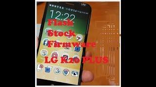 How to Flash Stock Firmware LG K20 Plus Using LG Flashtool - KDZ Method