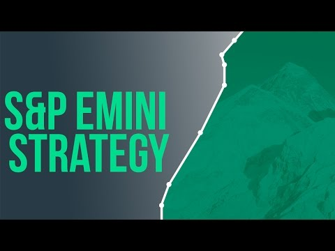 Simple S&P Emini Trading Strategy