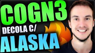 Cogn3 | Ações Da Cogna Decolam Pós Compra Do Alaska