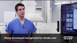 Sharp Grossmont Hospital Recognized Nationwide for Stroke Care