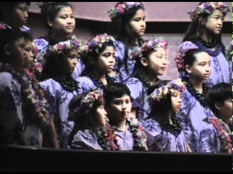 Kapalama Elementary School Chorus Ton Te 0607.avi