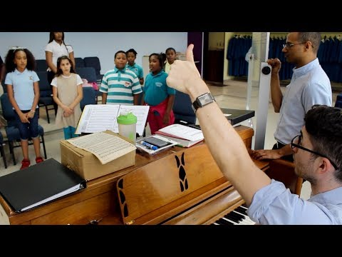 Akerman Philanthropic Initiative   Miami Choral Academy
