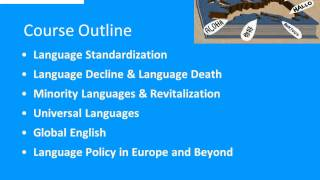 ELL216 Language Politics and Language Planing