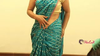 saree wear How to Wear Gujarat…