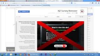 كيفية تجاوز السرفى (skip survey)