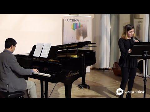 VÍDEO: Semana Musical del Conservatorio de Lucena: IV Concierto de Compositores Emergentes.