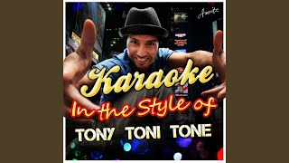 Slow Wine (In the Style of Tony! Toni! Tone!) (Karaoke Version)