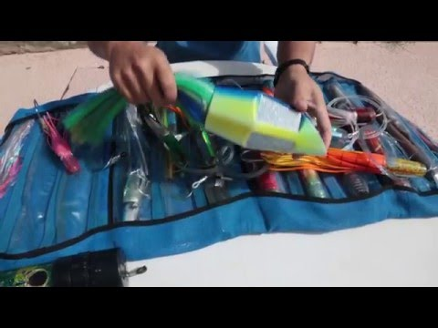 Billfish Lure Basics with Mark Daugherty of East Cape Guides