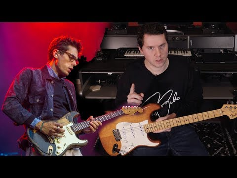 "Chasing John Mayer's ""Burning Room"" Guitar Tone"