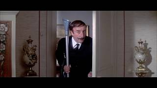 The Return of the Pink Panther 1975 - Hotel Cleaner including light bulb scene