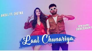 Gambar cover Akull-Laal Chunariya Dance Ft. Akull and Chetna Pande | Vipin Sharma Choreography