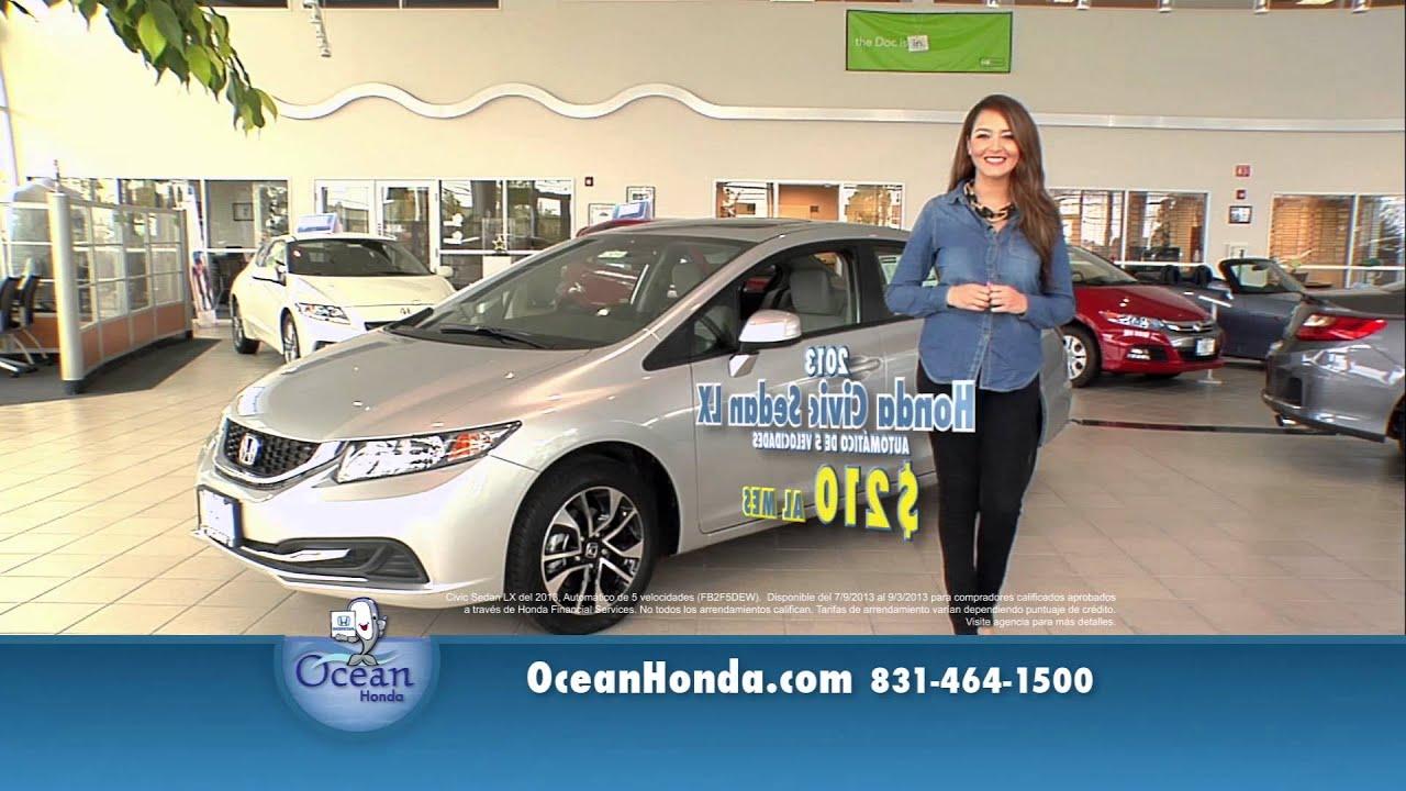 CHEER Ocean Honda (Spanish) - YouTube