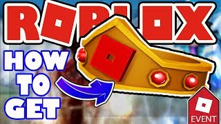 [EVENT] How To Get the Battle Crown - Roblox Battle Arena Event 2018 - Elemental Battlegrounds