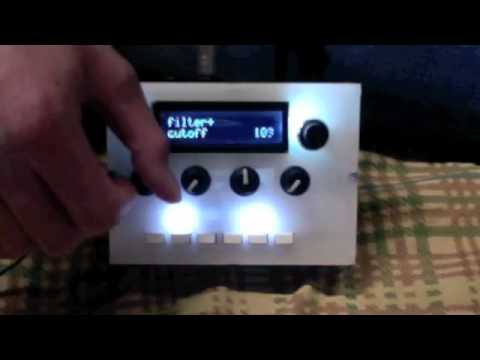 Presentation Of The New Shruthi 4-Pole Mission By Mutable Instruments