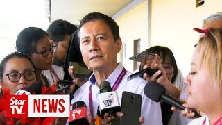 EC chief on police permit issue: It's a lie!