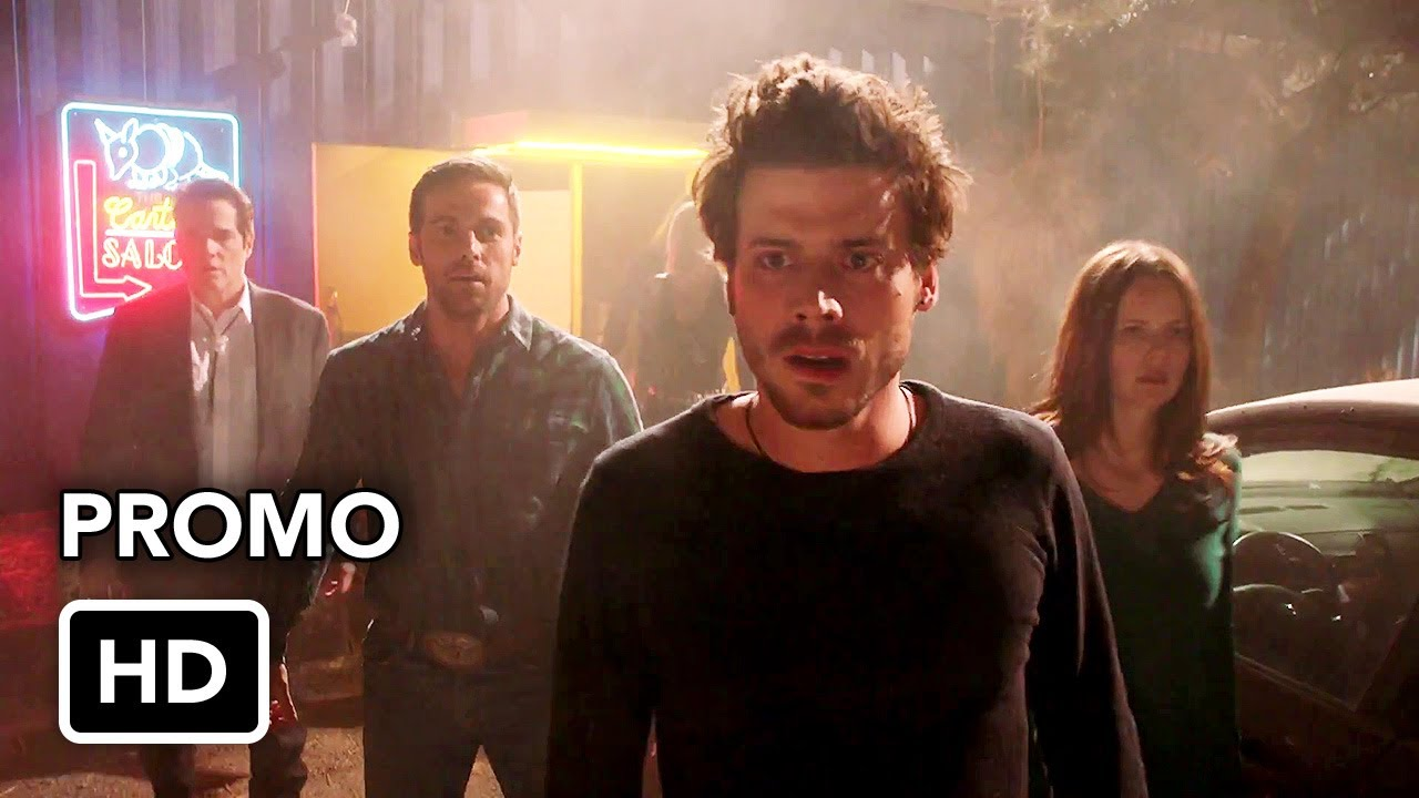 Sadly, Midnight, Texas is not the next True Blood