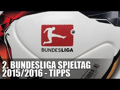 Bundesliga 2 Spieltag Tipps