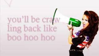 Cher Lloyd - Want you back (LYRIC VIDEO)