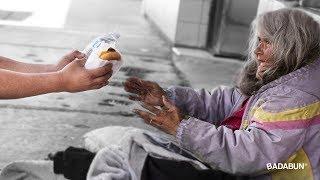 La verdad de como viven las personas en la calle