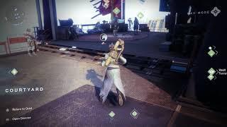 Destiny 2 Forsaken Get Horned Ghost Projection