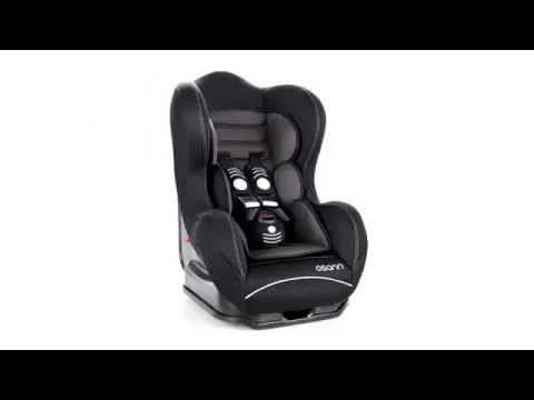scaun auto safety one isofix fossil de la osann youtube. Black Bedroom Furniture Sets. Home Design Ideas