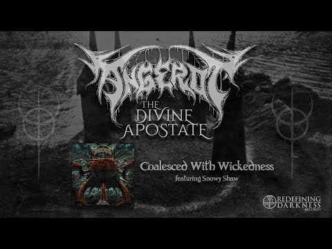 Angerot   Coalesced With Wickedness / featuring Snowy Shaw - Official Video