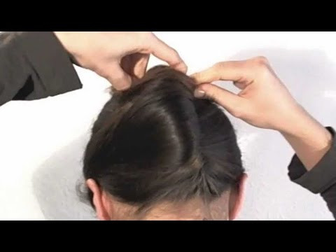 Cute & Easy Indian Wedding Hairstyles to Do Yourself Step By Step   French Twist & Bouncy Curls