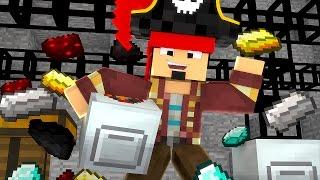 Minecraft: DUPLICANDO MINERIOS - PIRATA Ep. 10 ‹ AMENIC ›