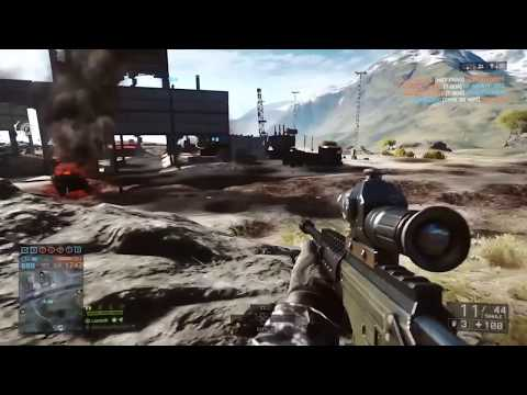 BF4 archives bc I've been watching some old Sandy Ravage videos and I felt like it