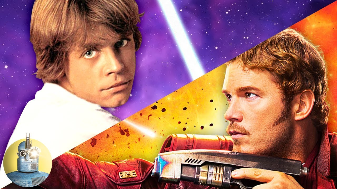 How Guardians Of The Galaxy Parallels Star Wars | Cinematica