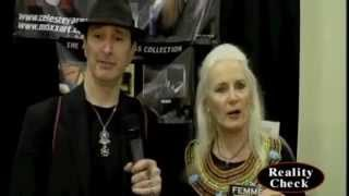 Celeste Yarnall at Evolution Expo  6/28/14