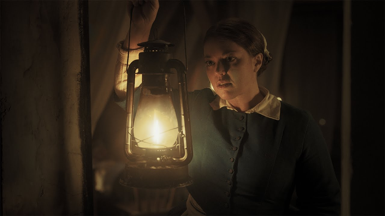 Lady With The Lamp 🕯️ [Deutsche Version]