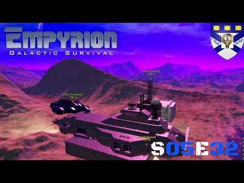 "Empyrion Galactic Survival (S05) -Ep 32 ""How To Use Circuits & Switches"" -Multiplayer ""Let's Play"""