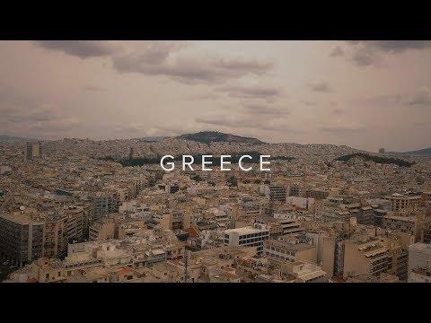 We Went To GREECE   4K Cinematic Travel Film   5D Mark IV