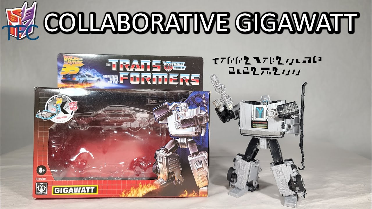 TF Collector Collaborative Gigawatt Review!