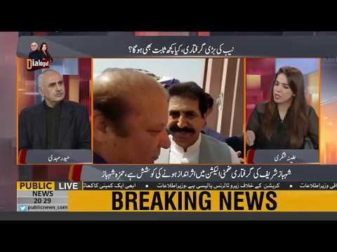 Punjab Hakumat Se Bhi Kuch Naam Ayenge Jo Giraftar Honge Says Alina Shigri