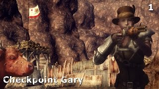 New Vegas: Checkpoint Gary - 1