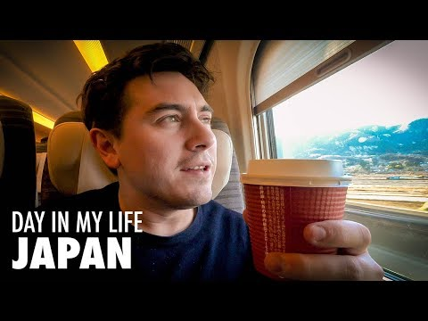 Day in My Life | Living in Japan thumbnail