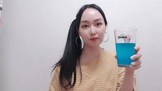 [안나TV] 김앙꾸 오늘 있었던일 술끊기 내기