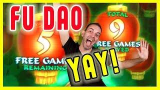 ⬆️💰HIGH LIMIT Room w/ Fu-Dao-YAY! & 🎉 BONUS on LIGHTNING Cash⚡🎰San Manuel Casino ✦ BCSlots #AD