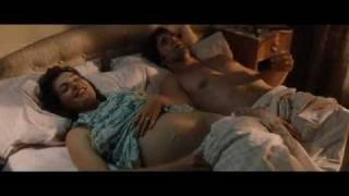 Munich (2005) - Pregnant belly scene from movie